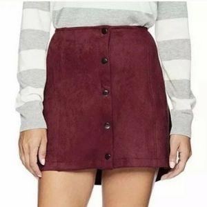 Jack by BB Dakota Can't Buy Me Love Mini-Skirt